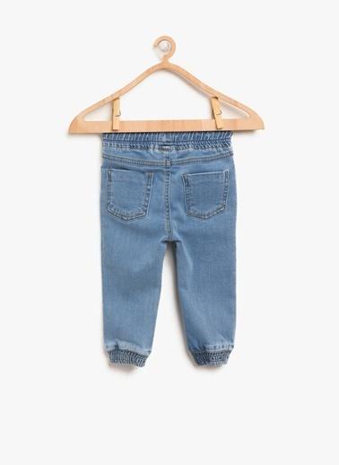 Koton Kids Koton Denim Pantolon Mavi
